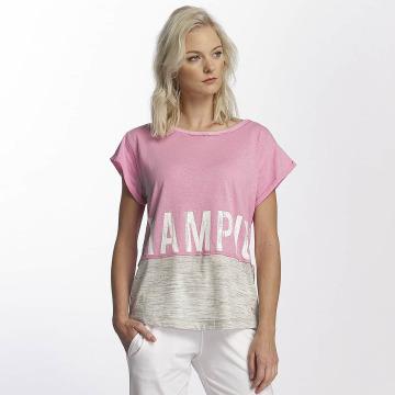 Champion Athletics T-shirt Authentic Athletic Apparel rosa chiaro