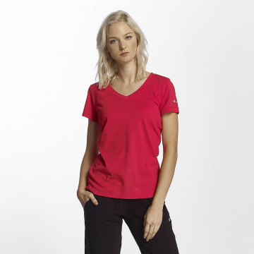 Champion Athletics T-Shirt V-Neck T-Shirt Llr rouge