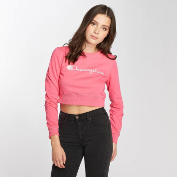 Champion Athletics Tröja Crewneck ros