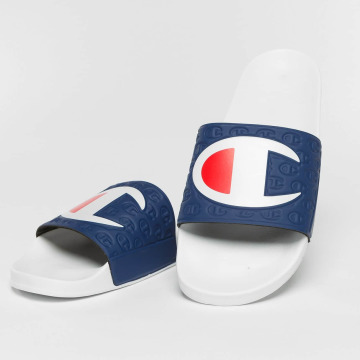 Champion Chanclas / Sandalias Pool blanco