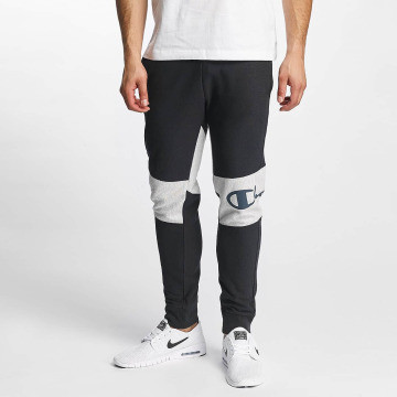 Champion joggingbroek Rib Cuff Block blauw