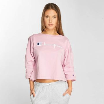 Champion T-Shirt Classic Script rose