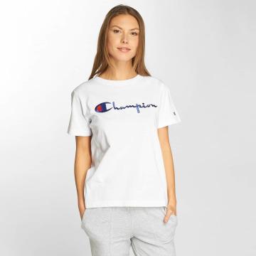Champion T-Shirt Classic Script weiß