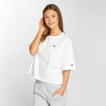 Champion T-Shirt Oversize white
