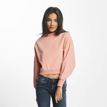 Champion trui Cropped rose