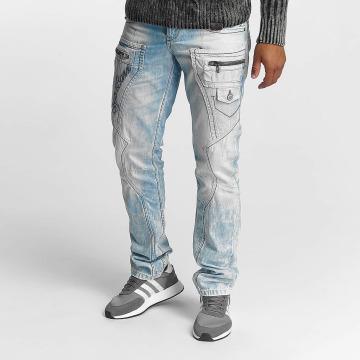 Cipo & Baxx Dżinsy straight fit James niebieski