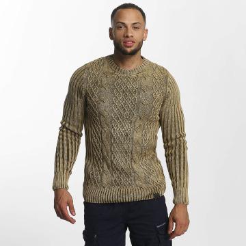 Cipo & Baxx Pullover Mason braun