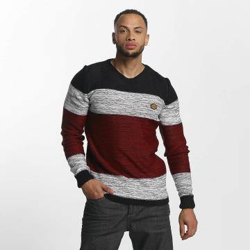 Cipo & Baxx Pullover Rouven rot