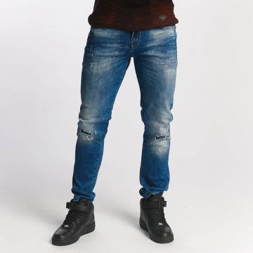 Cipo & Baxx Slim Fit Jeans Jamie blau