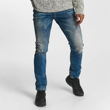 Cipo & Baxx Slim Fit Jeans Hug blue