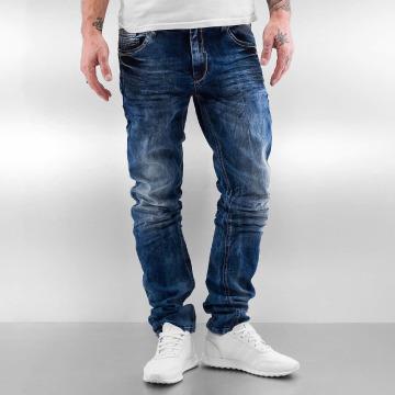 Cipo & Baxx Straight Fit Jeans Alton blå