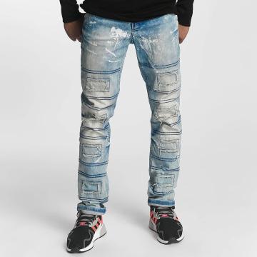 Cipo & Baxx Straight Fit Jeans Louis blå