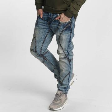Cipo & Baxx Straight Fit Jeans Seam blau