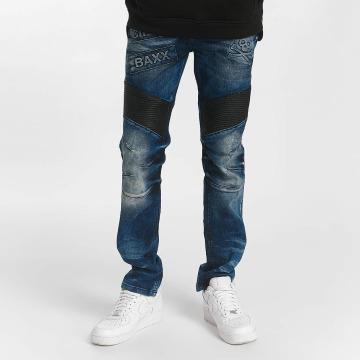 Cipo & Baxx Straight Fit Jeans Sense blau