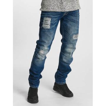 Cipo & Baxx Straight Fit Jeans Lentz blau
