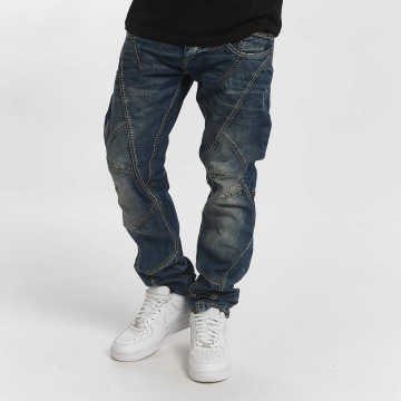 Cipo & Baxx Straight Fit Jeans Thick And Pride Classic Fit blau