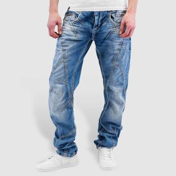 Cipo & Baxx Straight fit jeans Gorica blauw