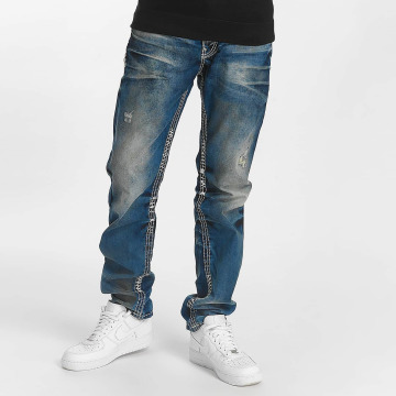 Cipo & Baxx Straight fit jeans Straight blauw