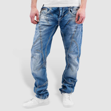 Cipo & Baxx Straight Fit Jeans Gorica blue
