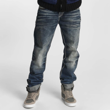 Cipo & Baxx Straight Fit Jeans Damian blue