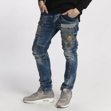 Cipo & Baxx Straight Fit Jeans Fernando blue