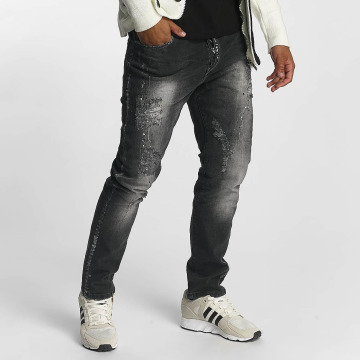 Cipo & Baxx Straight Fit Jeans Tom grey