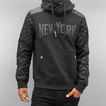 Cipo & Baxx Sweat capuche New York noir
