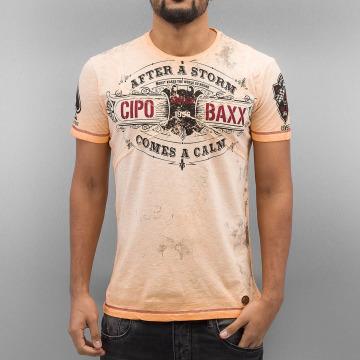 Cipo & Baxx T-paidat After A Storm oranssi