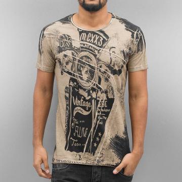Cipo & Baxx T-paidat Mackay ruskea