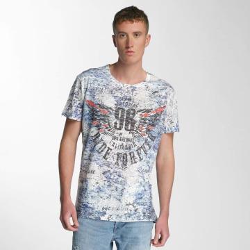 Cipo & Baxx t-shirt Ride Forever blauw