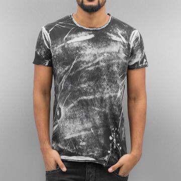 Cipo & Baxx T-Shirt Burnie gris