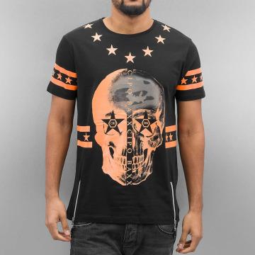 Cipo & Baxx T-Shirt Echuka noir