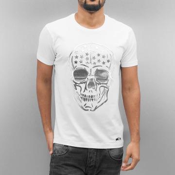 Cipo & Baxx T-shirt Lismore vit