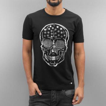 Cipo & Baxx t-shirt Lismore zwart