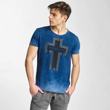 Cipo & Baxx T-Shirty Logo indygo