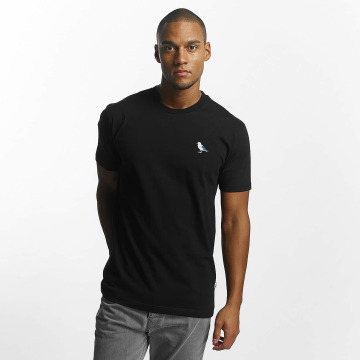 Cleptomanicx T-Shirt Embro Gull schwarz