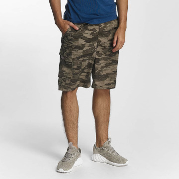 Columbia Shorts Silver_Ridge camouflage