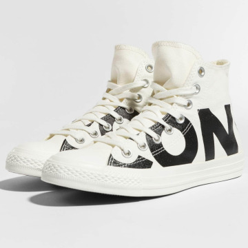 Converse Baskets Chuck Taylor All Star Hi blanc