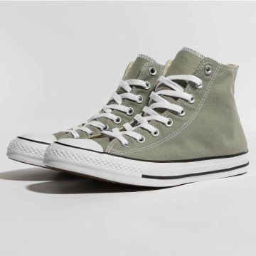 Converse Baskets Chuck Taylor All Star Hi gris