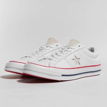 Converse Sneaker One Star Ox bianco