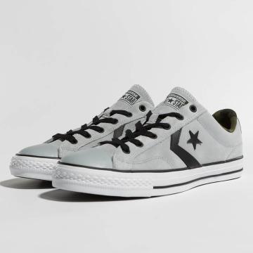 Converse Sneaker Star Player Ox grau