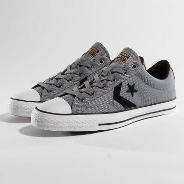 Converse sneaker Star Player grijs
