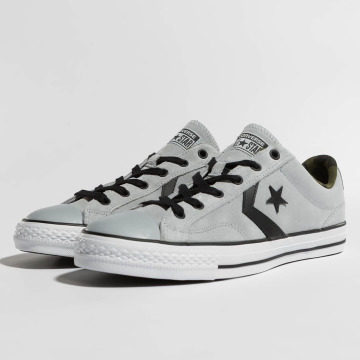 Converse sneaker Star Player Ox grijs