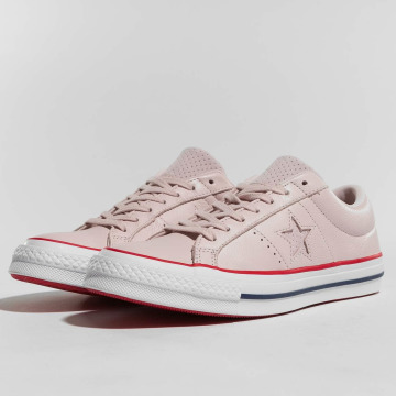 Converse Sneaker One Star Ox rosa chiaro