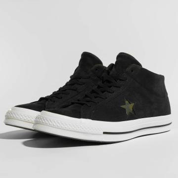 Converse sneaker One Star Mid zwart