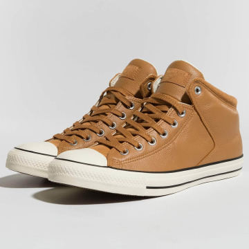 Converse Sneakers All Star High Street brown