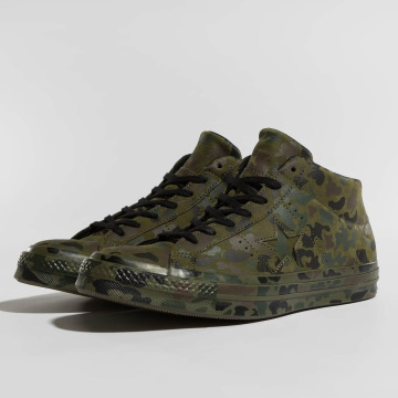 Converse Sneakers One Star Mid kamouflage