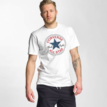 Converse T-Shirt Core Chuck blanc