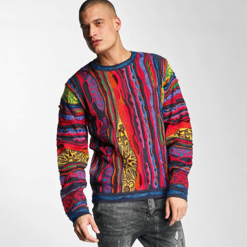 Coogi Jumper Tribal colored