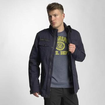 Cordon Демисезонная куртка Illinois синий